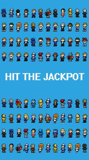 Hit the jackpot with friends: Idle game poster