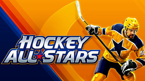 Hockey all stars poster