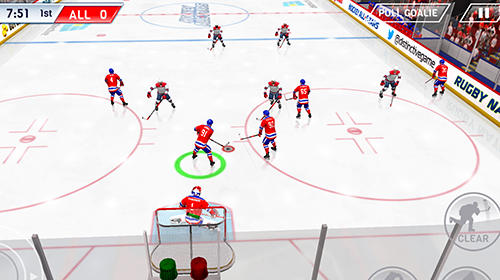 Hockey all stars screenshot 2