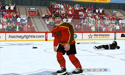 Hockey Fight Pro скриншот 2
