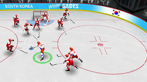 Hockey nations 18 für Android spielen. Spiel Hockey Nationen 18 kostenloser Download.
