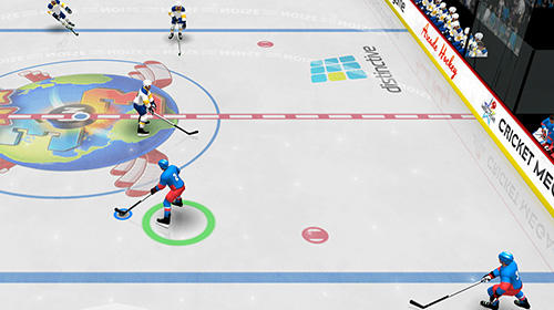 Screenshots von Hockey nations 18 für Android-Tablet, Smartphone.