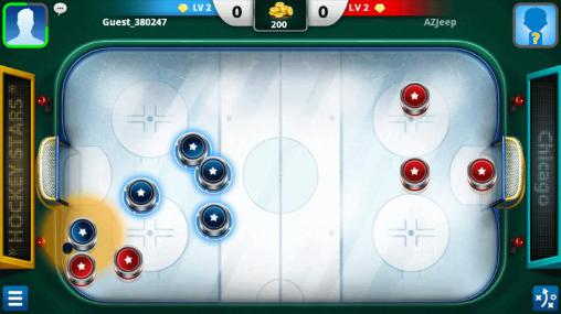 Jogue Hockey stars para Android. Jogo Hockey stars para download gratuito.
