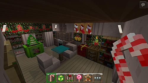 Holiday craft: Magic christmas adventures screenshot 2
