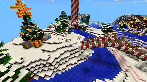 Holiday craft: Magic christmas adventures screenshot 4