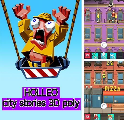 Holleo: City stories 3D poly