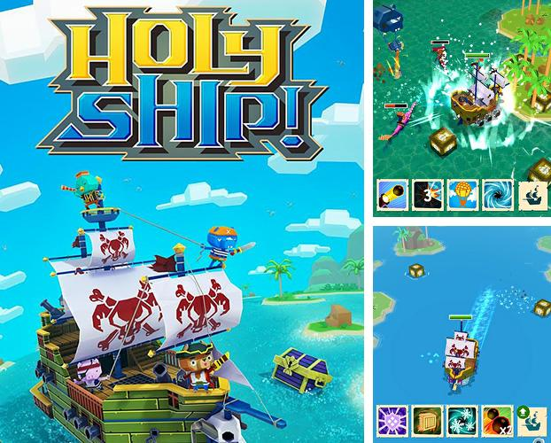 Holy ship! Idle RPG battle and loot game