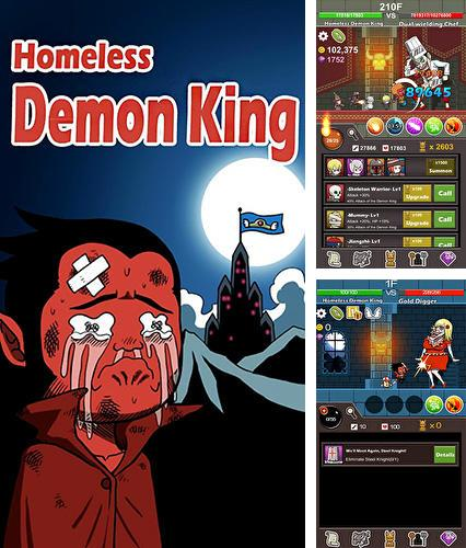 Homeless demon king