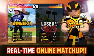 Download Homerun Battle 2 Android free game.