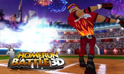 Homerun Battle 3d poster