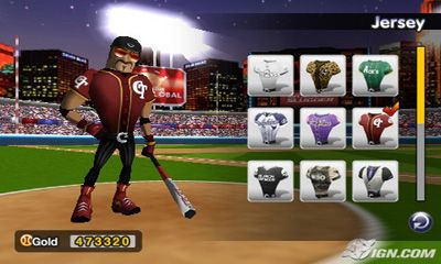Homerun Battle 3d screenshot 1