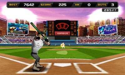 Homerun Battle 3d screenshot 3