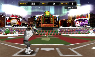 Homerun Battle 3d screenshot 4