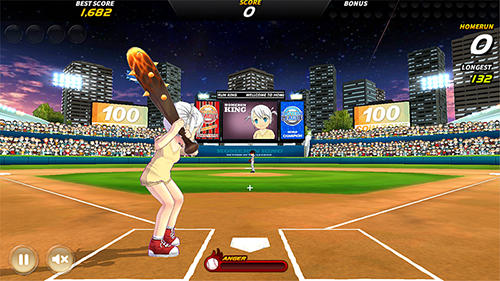 Homerun king screenshot 1