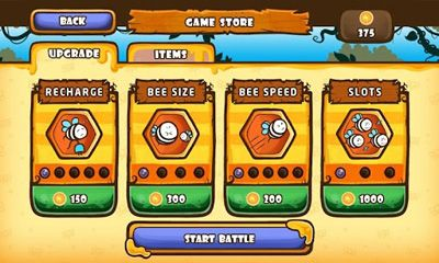 Jogue Honey Battle - Bears vs Bees para Android. Jogo Honey Battle - Bears vs Bees para download gratuito.
