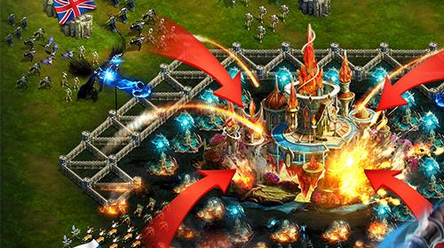 Honor of thrones screenshot 1