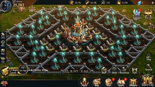 Honor of thrones screenshot 2