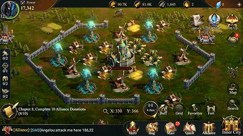 Honor of thrones screenshot 3