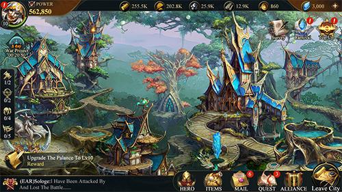 Honor of thrones screenshot 4