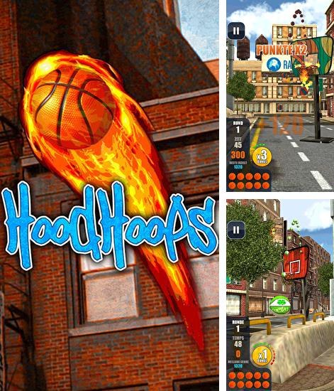 Hood hoops: Basketball