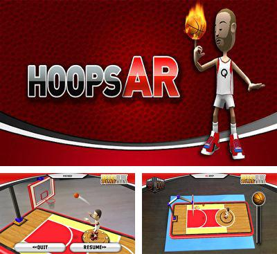In addition to the game 3D Flick Field Goal for Android phones and tablets, you can also download HoopsAR for free.