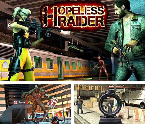 Hopeless raider: Zombie shooting games
