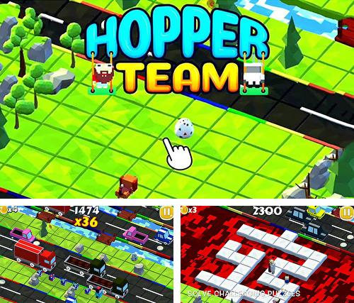 Hopper team: Endless adventure