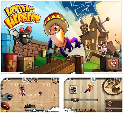 In addition to the game Farmkill for Android phones and tablets, you can also download Hopping Herbert for free.
