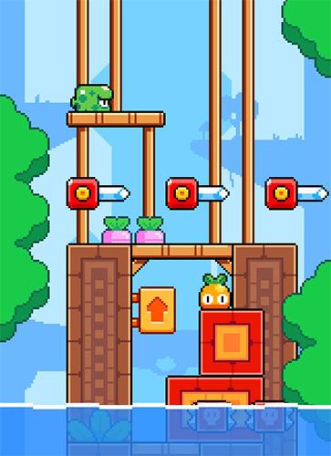 Hoppy land: Happy jump screenshot 2