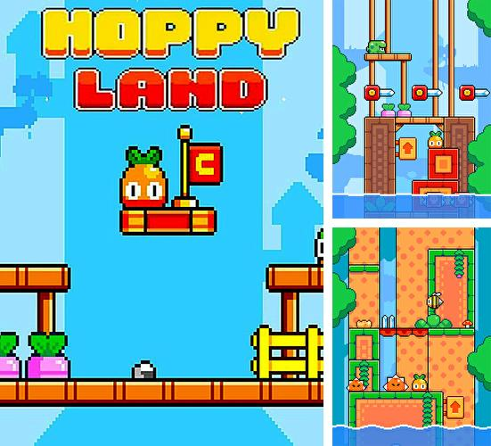 Hoppy land: Happy jump
