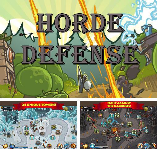 Horde defense
