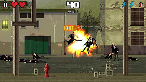 Hordes of enemies screenshot 2