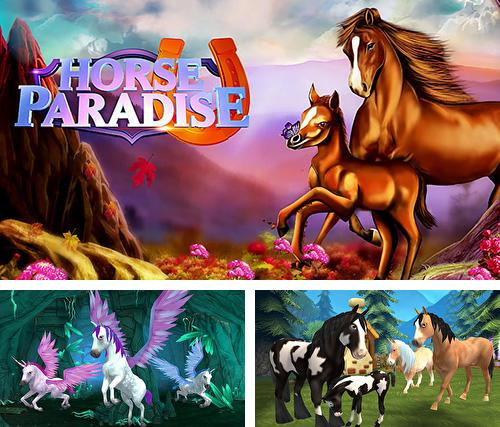 In addition to the game Horse world: Show jumping for Android phones and tablets, you can also download Horse paradise: My dream ranch for free.