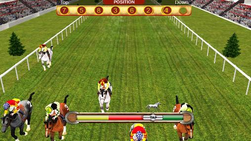 Texas: Wild horse race 3D screenshot 3