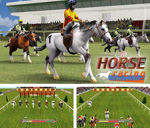 In addition to the game Photo finish: Horse racing for Android phones and tablets, you can also download Horse racing simulation 3D for free.