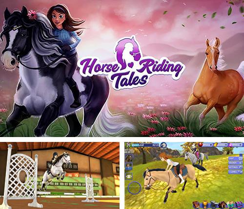 Horse riding tales: Ride with friends