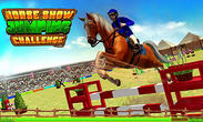 Horse show jumping challenge APK