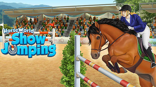 Horse world: Show jumping