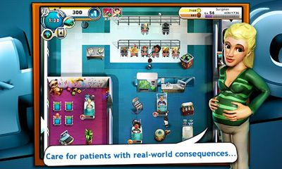 Screenshots von Hospital Havoc 2 für Android-Tablet, Smartphone.
