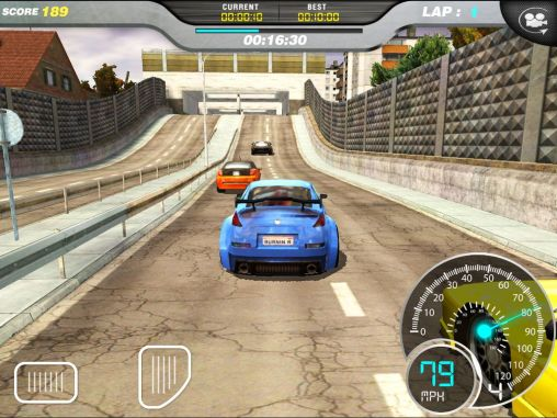 Screenshots von Hot import: Custom car racing für Android-Tablet, Smartphone.