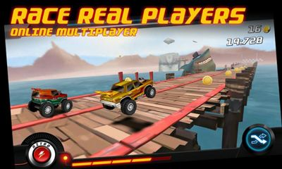 Hot mod racer screenshot 2