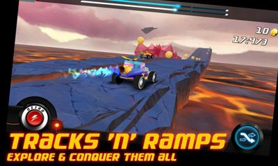 Hot mod racer screenshot 3
