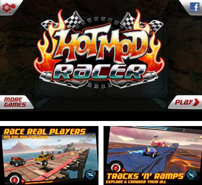 In addition to the game Racing Glider for Android phones and tablets, you can also download Hot mod racer for free.