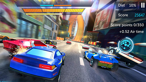 Kostenloses Android-Game Hot Wheels: Unendlicher Loping. Vollversion der Android-apk-App Hirschjäger: Die Hot wheels infinite loop für Tablets und Telefone.