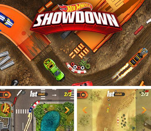 Hot wheels: Showdown