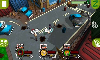 Hot Zomb screenshot 3