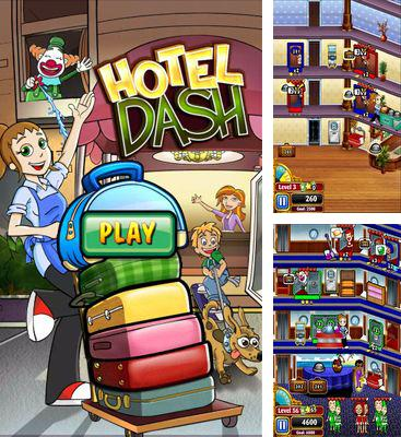 In addition to the game Jane's Hotel for Android phones and tablets, you can also download Hotel Dash for free.