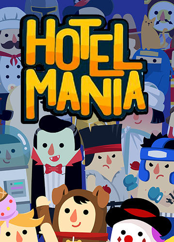 Hotel mania poster