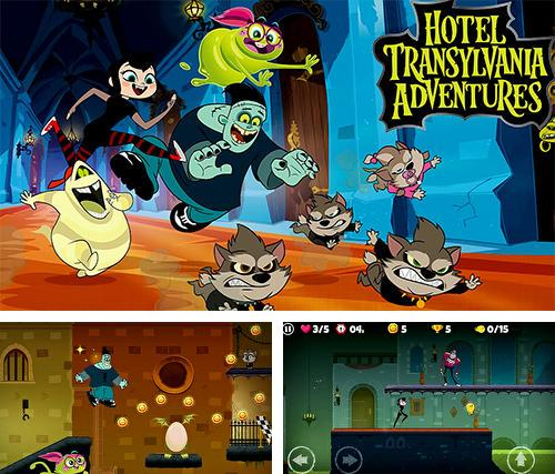 Hotel Transylvania adventures: Run, jump, build!