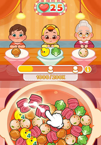 Hotpot mania screenshot 1